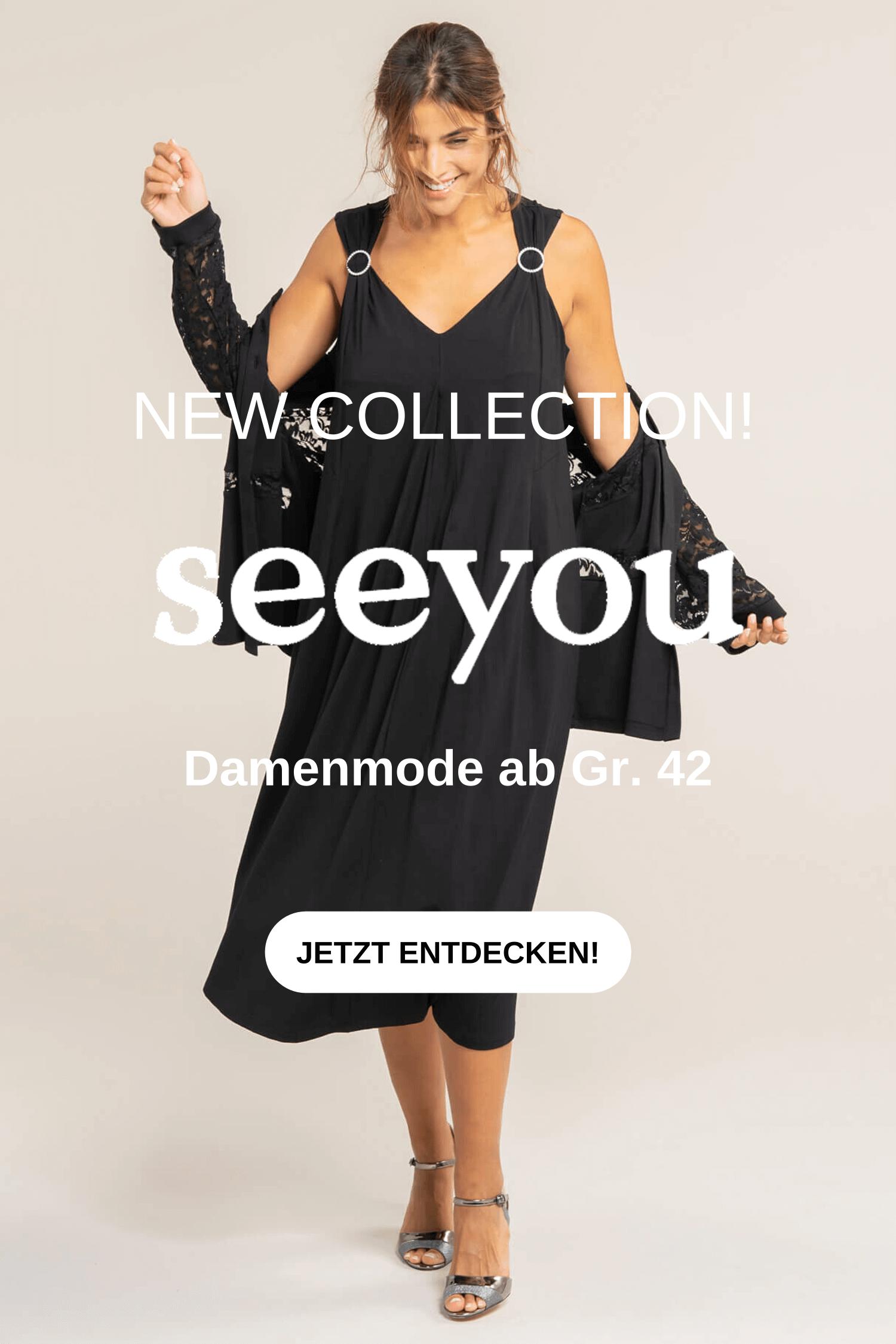 Die Neue Kollektion Von Seeyou Ist Da Und Fasziniert Mit Spannenden Prints Eleganten Classics Und Traumhaften Schnitten Jetzt Onli In 2020 Mode Damen Mode Damenmode