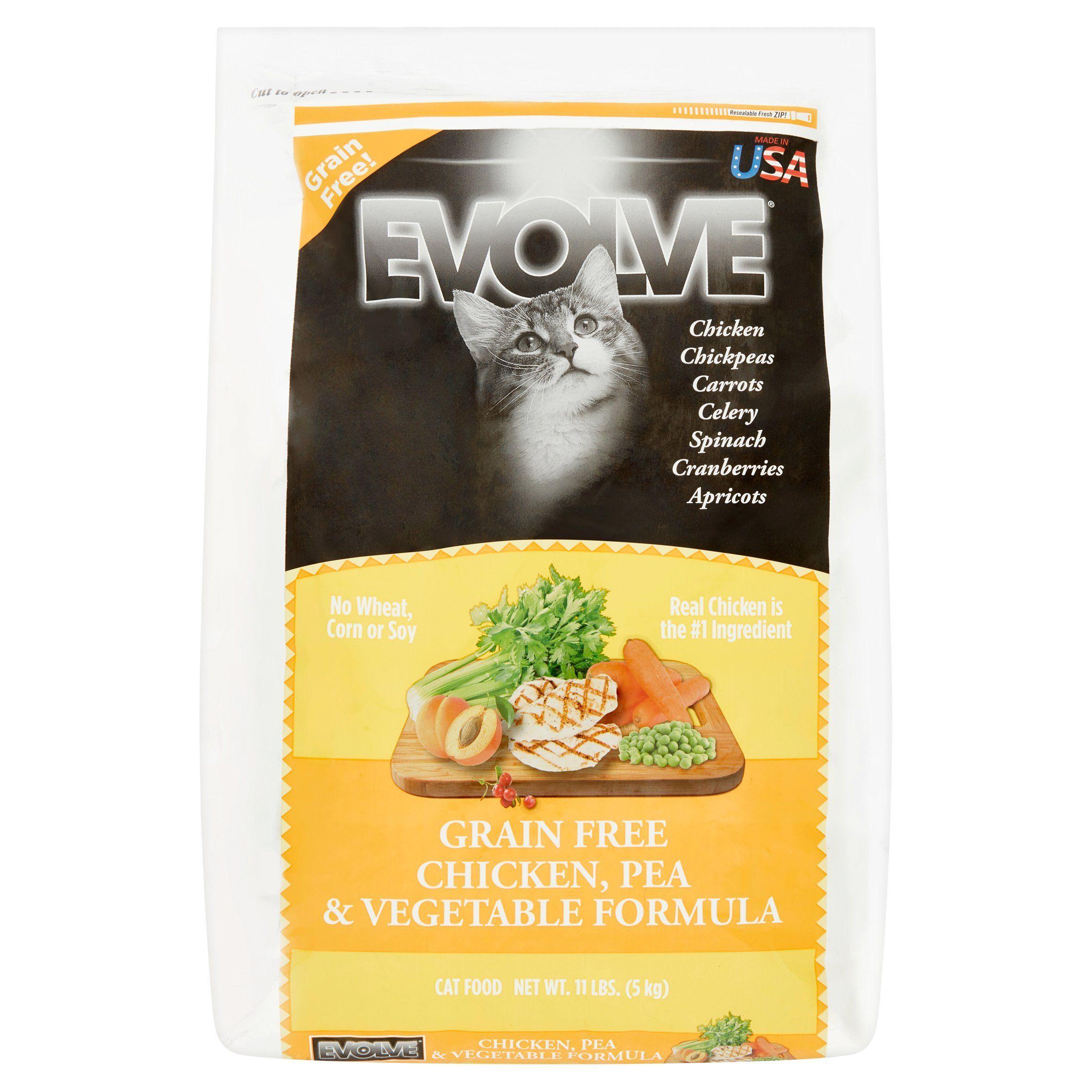 Evolve Grain Free Deboned Chicken Pea and Vegetable