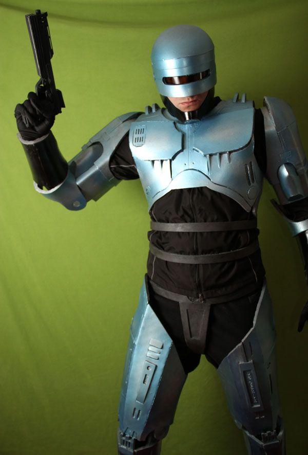 Quests 2012 Halloween Costume Contest Entry Robocop Costumes