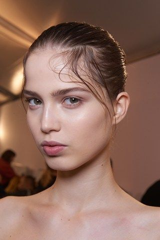 Autumn/Winter 2016: Backstage Beauty | Beauty | Pinterest ...
