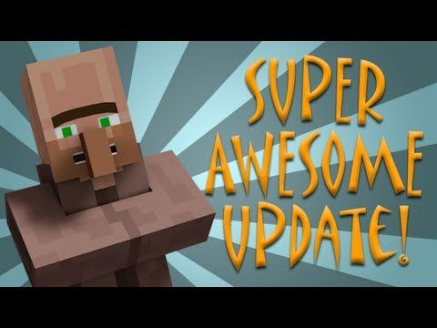 Super Awesome Update Minecraft Animation Cool Animations Animation Homeschool