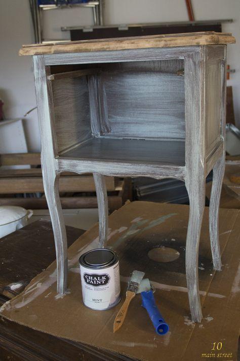 Ju0027ai testé la Chalk Paint Action ! Et cu0027est plutôt bien en fait
