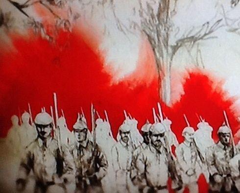 Ten oorlog in Vlaamse velden 1914-18