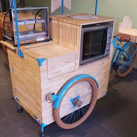 Triciclo Esfihas Hailux Bikesfeitasamao Artesobrerodas