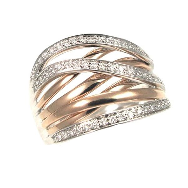 We love this big statement, but low-profile, ring! Click on the picture to find this on our website!