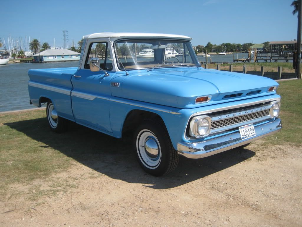 Truck 1965 chevrolet truck : DREAM TRUCK: 1965 Chevy C10 <3 | Cowboy Girl | Pinterest ...