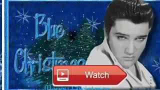 elvis presley blue christmas cover by douglas pope douglas pope singing blue christmas by elvis playlist - Blue Christmas By Elvis Presley