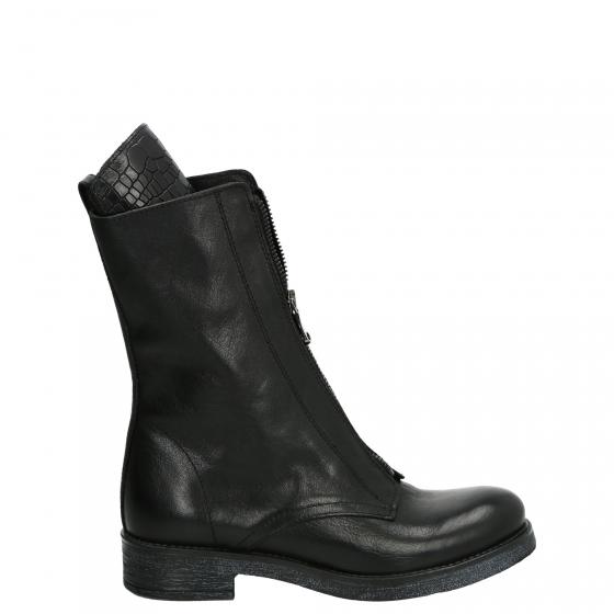 Czarne Botki Z Suwakiem Bl02 Vacch Ne Co Chelsea Boots Shoes Boots