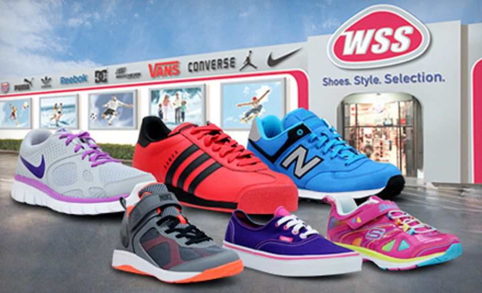 Shoes and Accessories at WSS Footwear