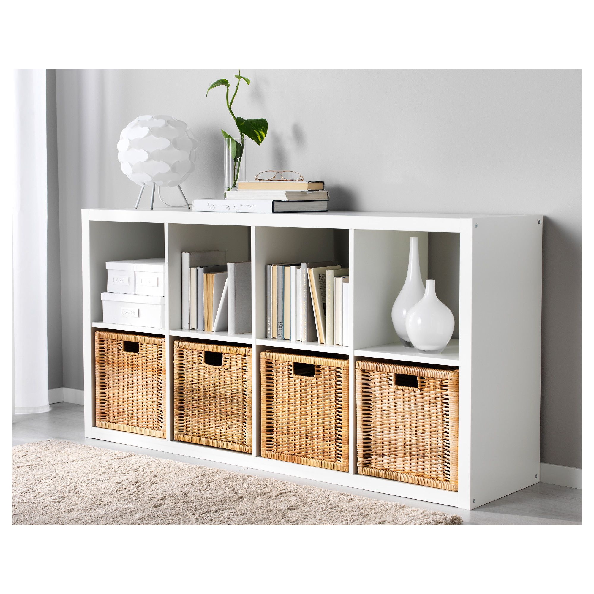 plus lamp of wooden cabinet ideas also decorative glass and bookcase cute as bamboo furniture combine inspiration rattan bookcases interior bookshelves vase charming decor creative table excellent shelving
