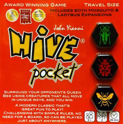 Hive Pocket Board Game BoardGameGeek Hive board game