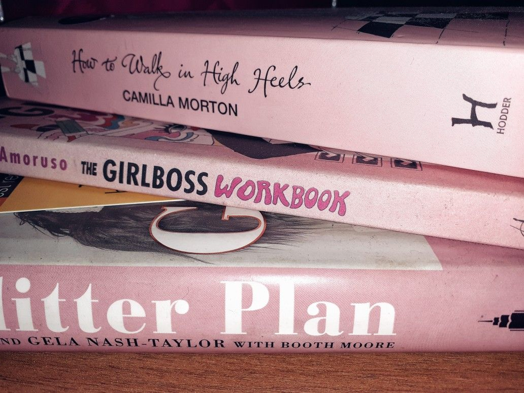 Pink Book Collection Books are a really important part of my story and some great pink collections are just who I am Here are pictures of some amazing entrepreneurial boo...