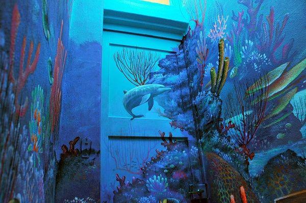 Trompe L Oeil D 233 Coration Murale Trompe L Oeil Aquatique D 233 Tail Pictures