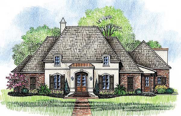 Plan 56304SM Fabulous Kitchen house plans Pinterest House
