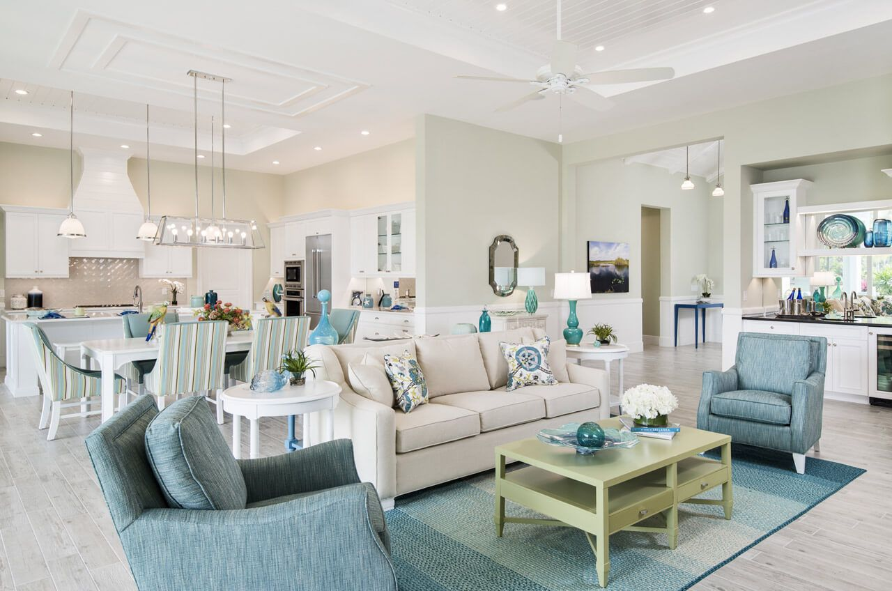 Jinx McDonald Interior Designs | Soothing colors, Naples florida and ...