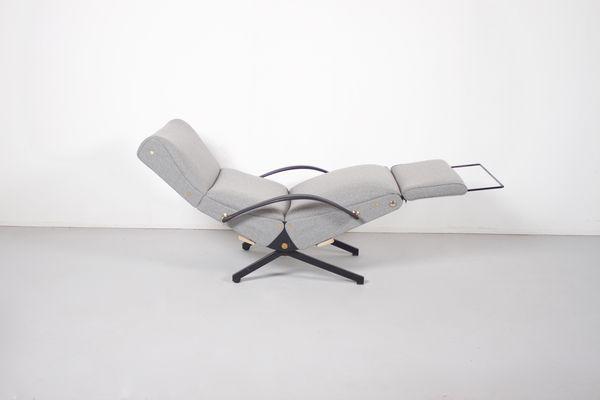 P40 Lounge Chair By Osvaldo Borsani For Tecno 1958 3