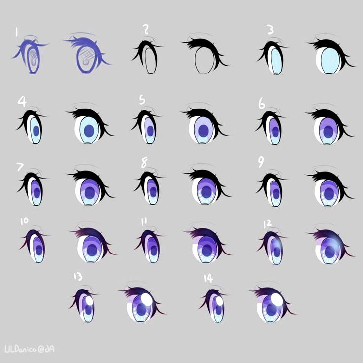 Photo of anime eyes | Manga  #anime #eyes #manga / anime aesthetic | anime drawings | ani…