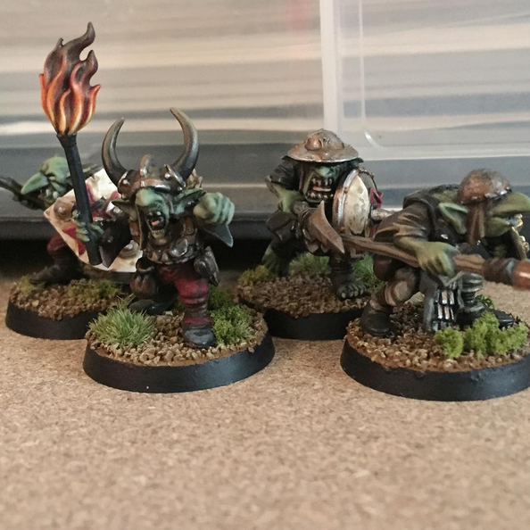 Warhammer Goblins, Skaggs The Grand Arsonist! – Eastern