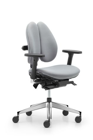 Office chair duo back 11 + 12 from ROHDE & GRAHL, designer ROHDE ...
