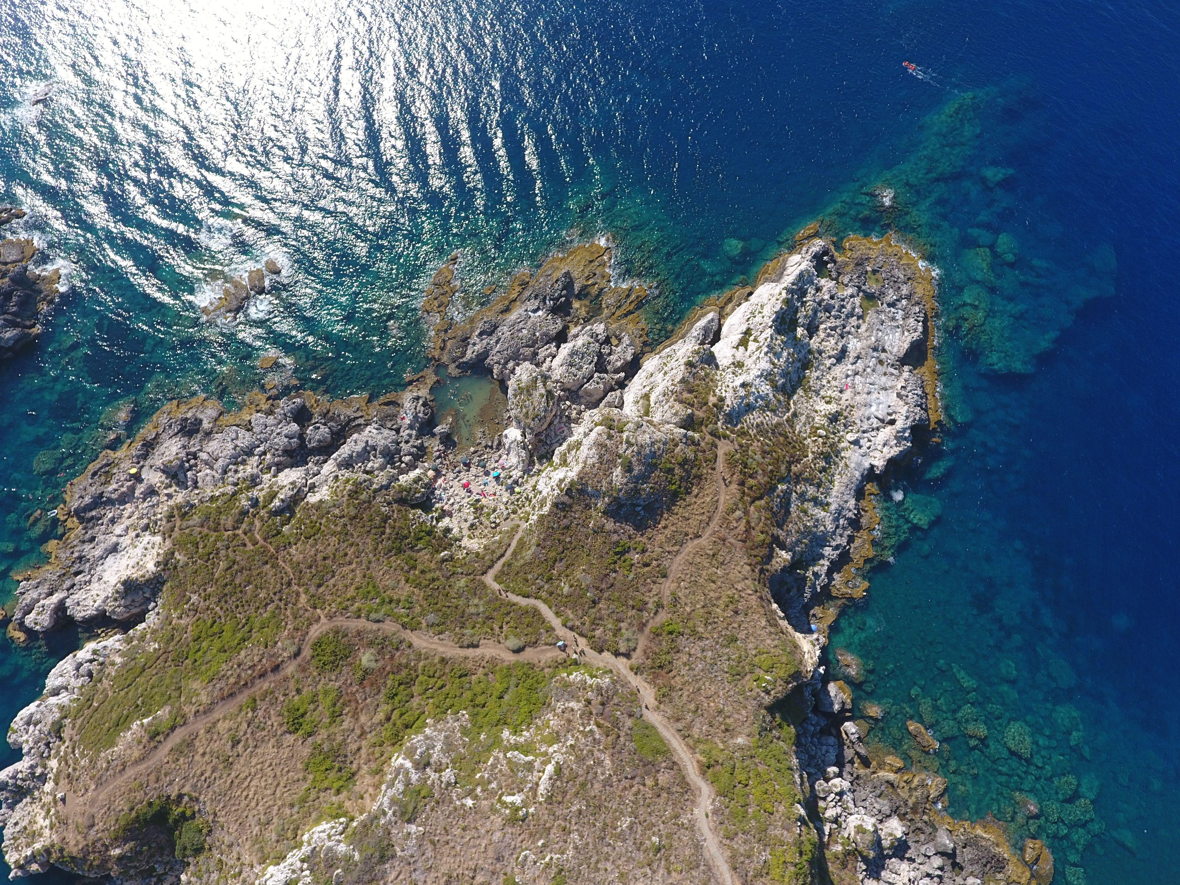 Piscina di Venere Naturschutzgebiet Sizilien in 2020