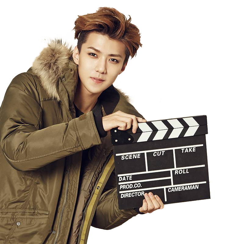 Sehun [EXO] PNG 001 by Yourlonglostsister on DeviantArt
