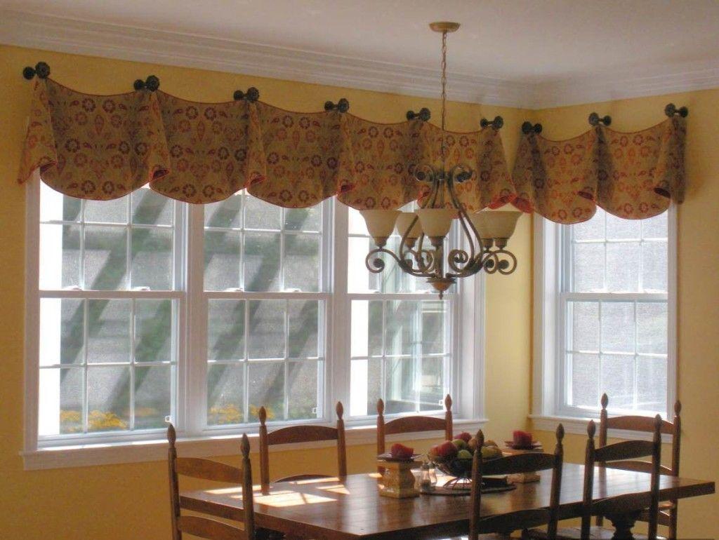 Burlap Valance  Sliding Glass Doors  For The Home  Pinterest Pleasing Dining Room Valance Decorating Design