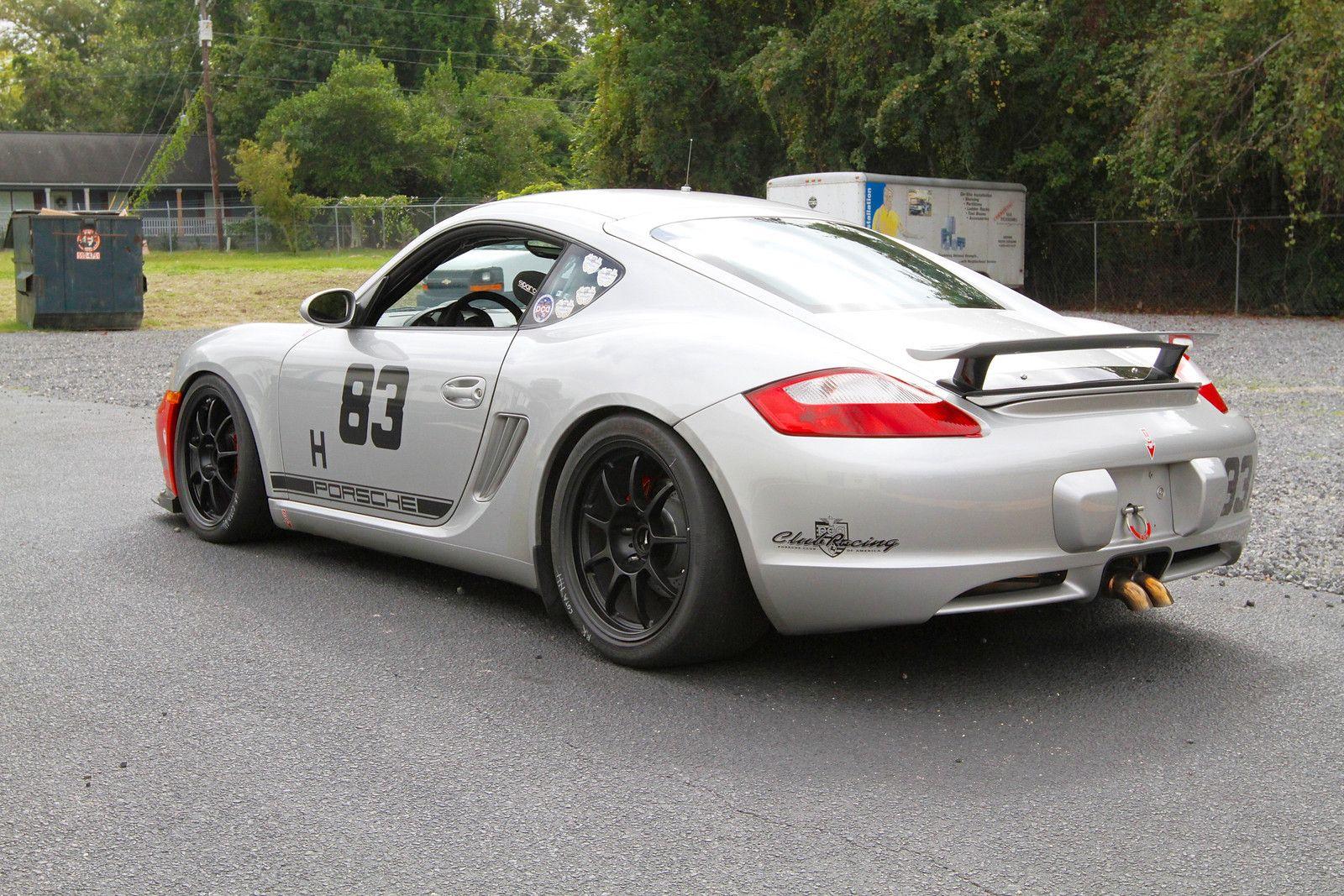 Autometrics porsche cayman s race car for sale
