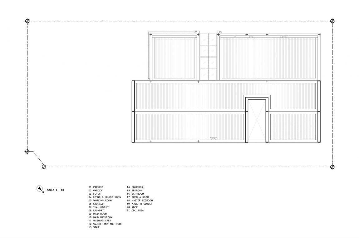 Nawamin 24 Casa de I Like Design Studio (18)