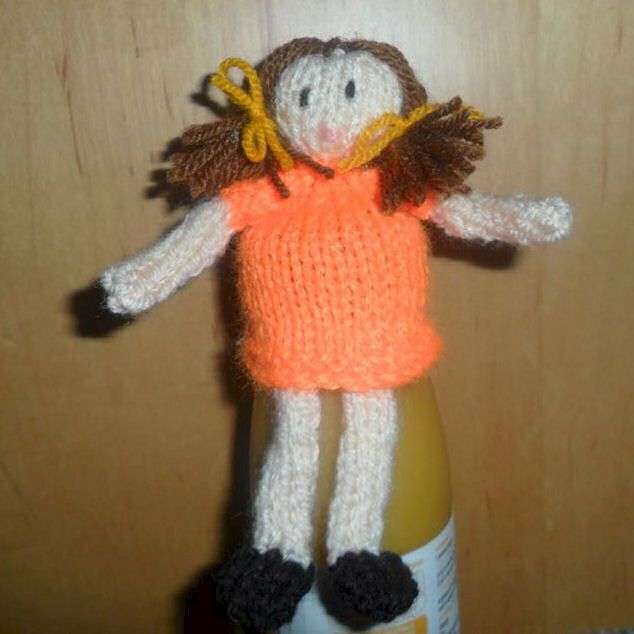 Innocent Smoothies Big Knit Hat Patterns - Doll | Knitting ...