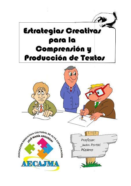 Infantil y Primaria: Estrategias para la comprensión y producción de textos