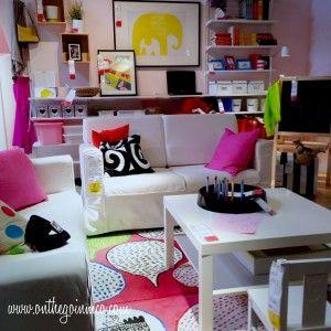 Ikea Orlando Has Several Design Scenarios In Their Showroom For