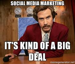 Love This Meme I Think As An Outsider Who Has Yet To Master Social Media I Can Relate I Feel Like People Always Look At Me This Memes Marketing Social Media
