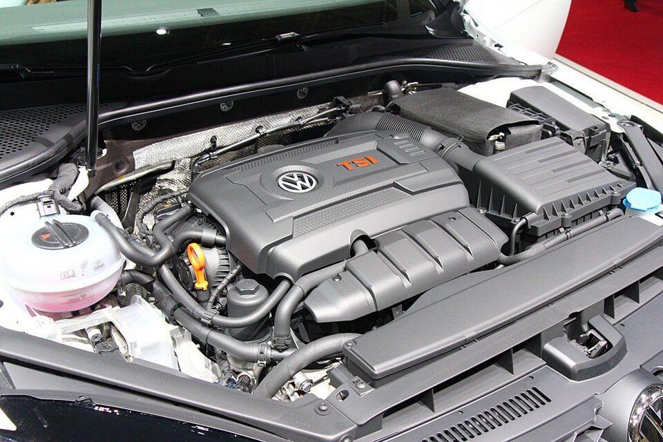 Самая лучшая бензиновая линейка двигателей Фольксваген ТСИ