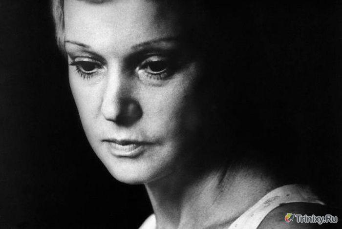Людмила Гурченко  в фильме Двадцать дней без войны. СССР,  1976 г.