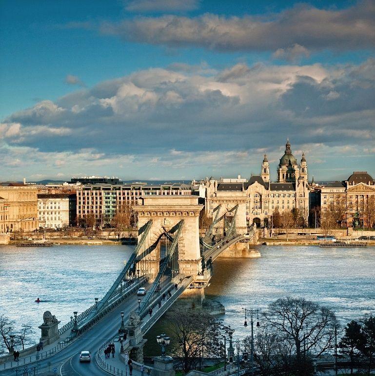 Chain Bridge European Travel Dream Vacations Destinations Budapest