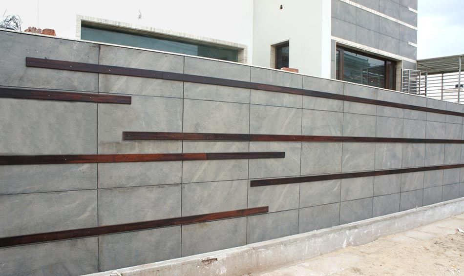 Stone Murals | Exterior Wall Ideas | Pinterest | Stones, India And