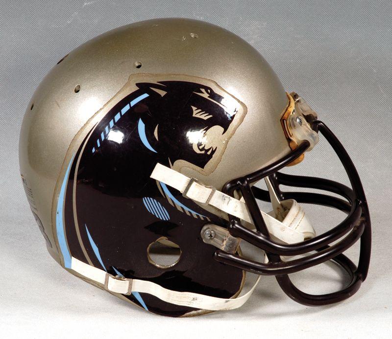 Michigan panthers football helmets american football