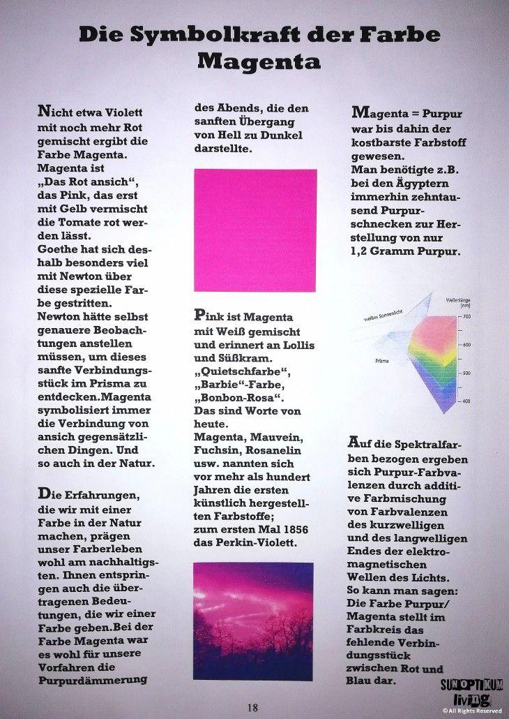 Pin Von Sunny Giannina S Sunoptikum Auf Symbolkraft Der Farben