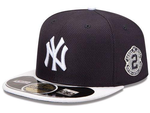 New York Yankees Mlb Diamond Era Jeter Patch 59fifty Cap Bone