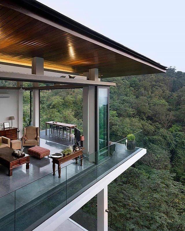 Pin Oleh Architecture Desires Di Modern Residence