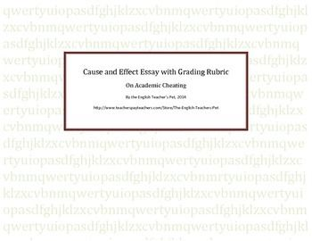 cause and effect essay on academic cheating essay structure and cause and effect essay on academic cheating