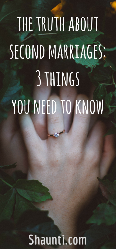 Second Marriages 3 Things You Need To Know For Men Only