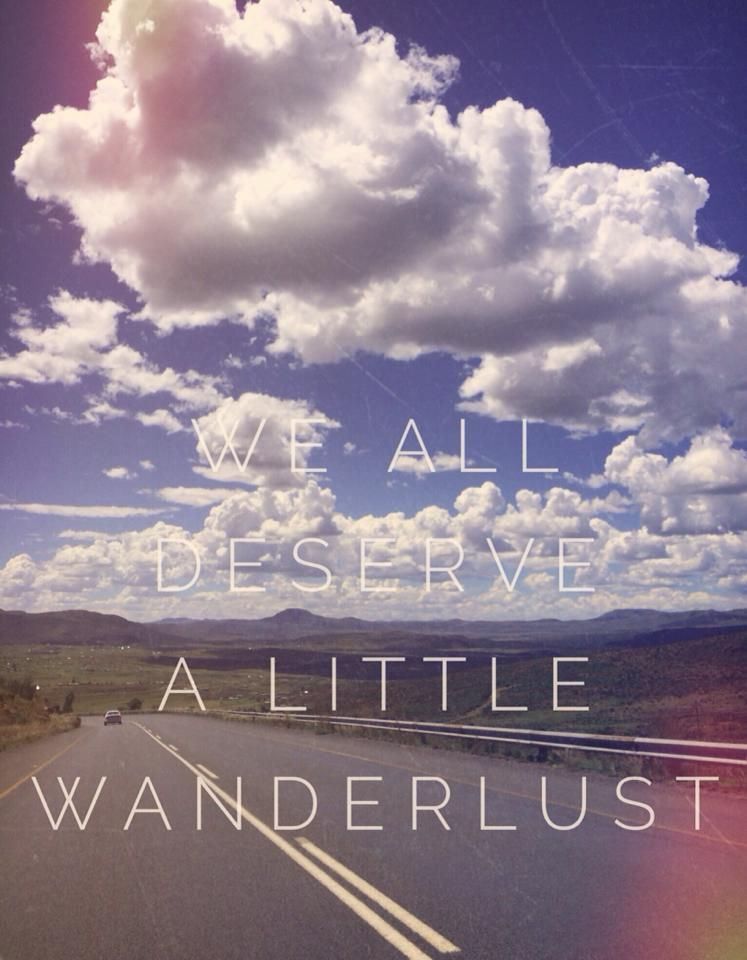 We all deserve a little wanderlust, #wanderlust #travel #explore #roadtrip {by www.estefaniaromero.com