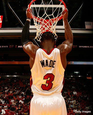 D. Wade preparing to destroy...