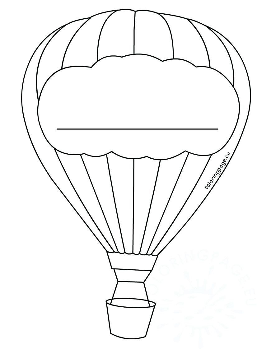 Hot Air Balloon Coloring Page Unique Band Aid Coloring Page