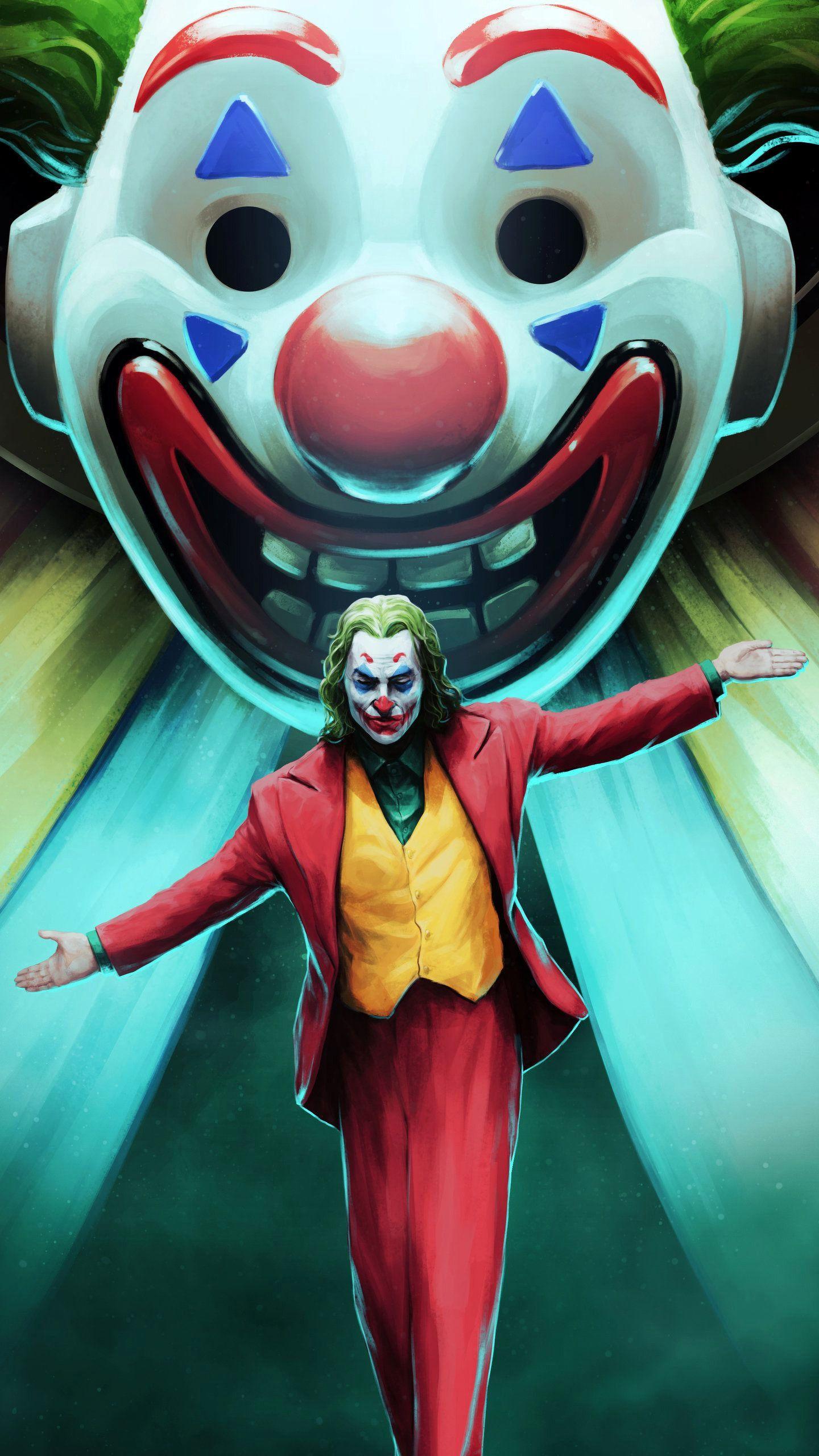 Joaquin Phoenix Joker Wallpaper Iphone (With images