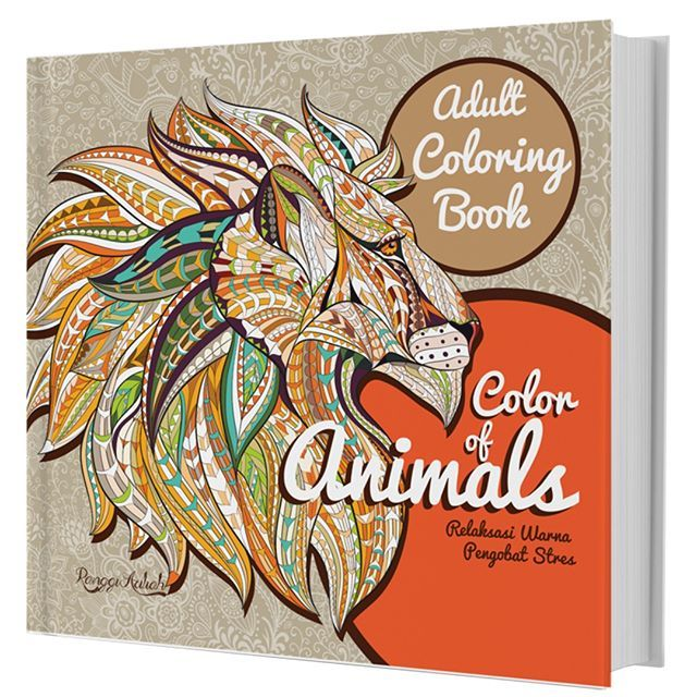 COLORING BOOK COLOR OF ANIMALS