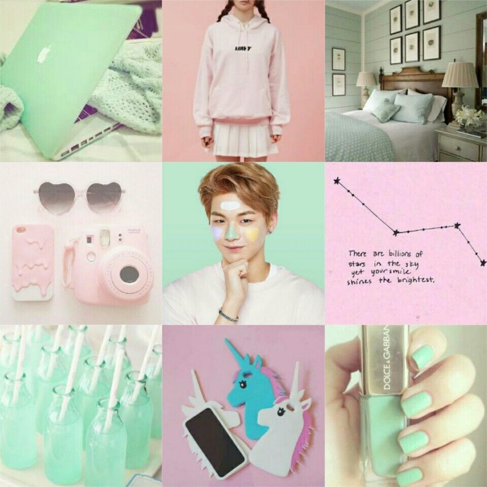Wanna One Daniel Moodboard! [If you want to repost, please give a full credit!]