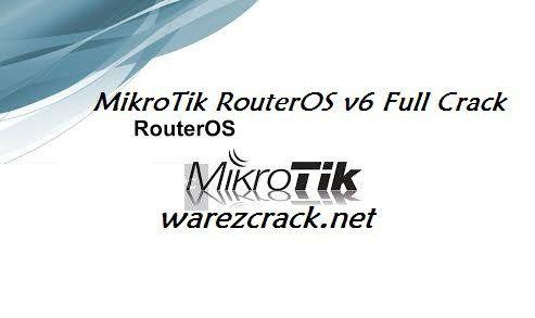 MikroTik RouterOS 6 Crack Patch Keygen Free Download | 1 | Free