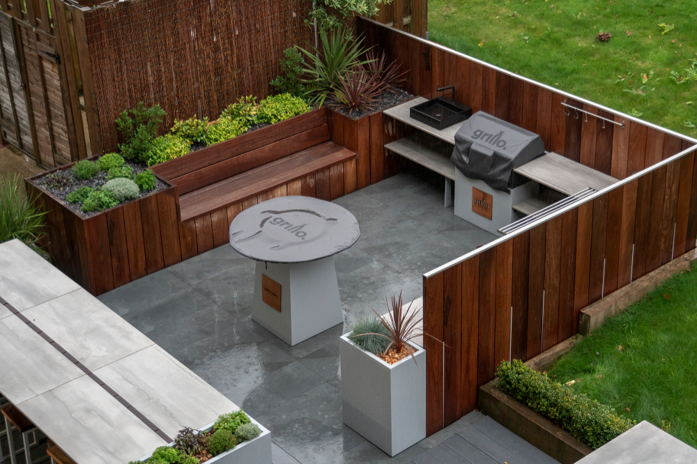 The Kitchen Grillo Outdoor Kitchens Outdoor Kitchens For Landscape Professionals Outdoor Kitchen Outdoor Kitchen Design Outdoor